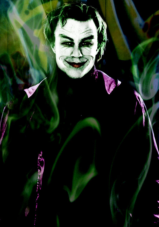 heath ledger joker dead